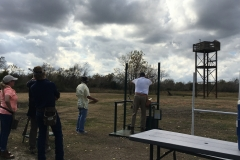 Shooting Clays